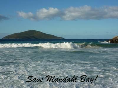 Save Mandahl Bay!
